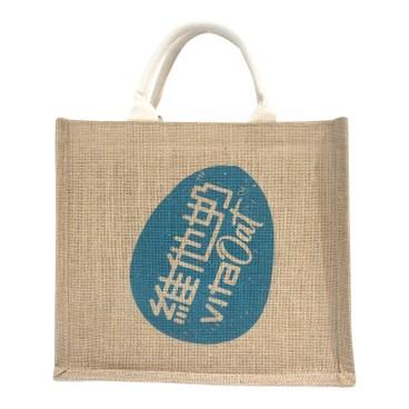 VITASOY - VitaOat Oat Milk Linen Tote Bag - PC
