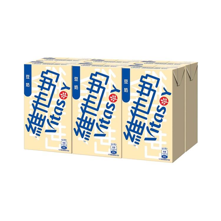 VITASOY 維他奶 - 豆奶 - 250MLX6