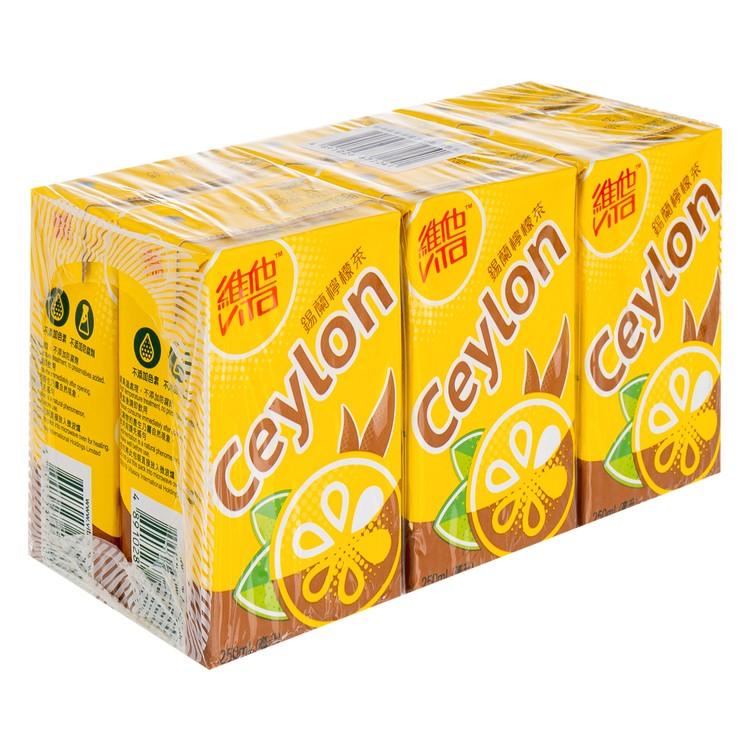 VITA - CEYLON TEA - 250MLX6