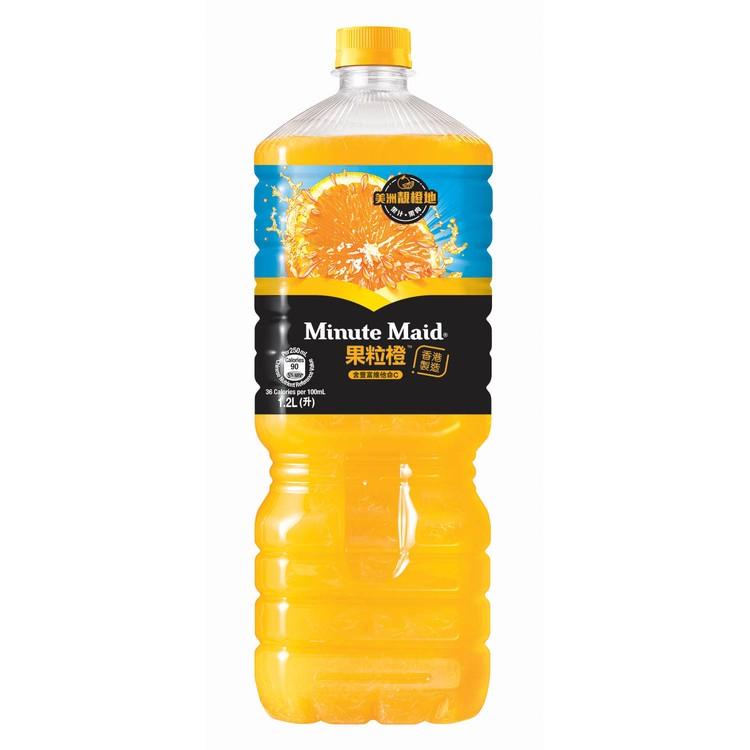 MINUTE MAID - ORANGE JUICE DRINK - 1.2L