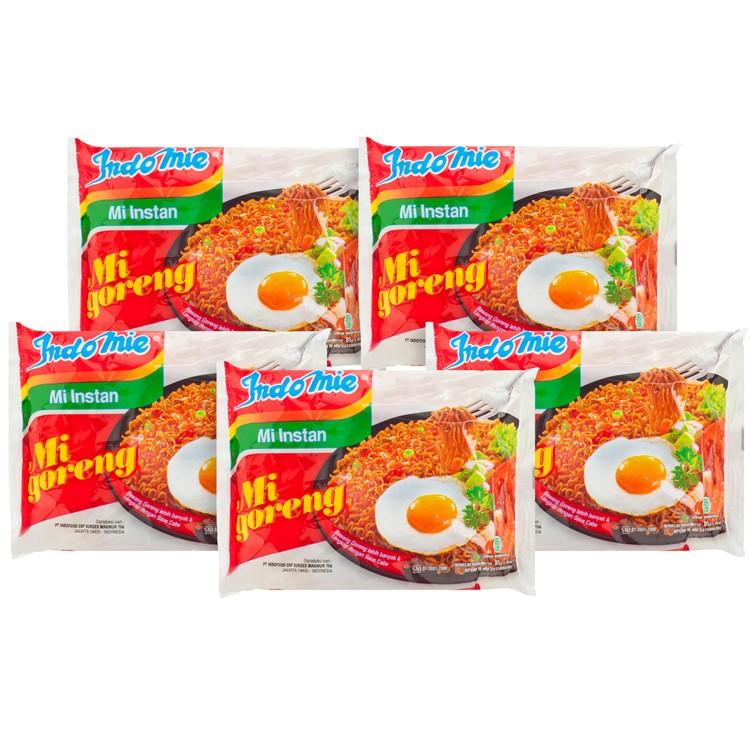 營多 - 傳統印尼撈麵 - 85GX5