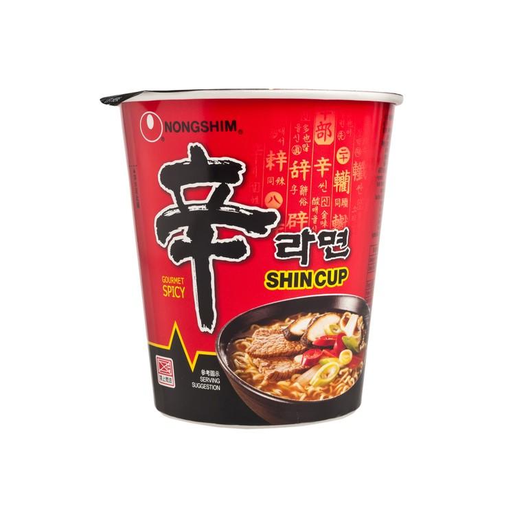 NONG SHIM - CUP NOODLE-SHIN RAMEN - 65G