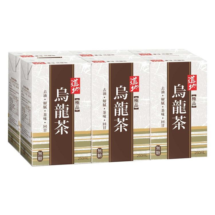 道地 - 極品烏龍茶 - 250MLX6