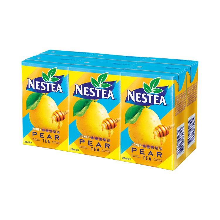 NESTEA - HONEY PEAR TEA - 250MLX6