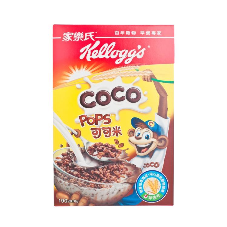 KELLOGG'S - COCO POPS - 190G