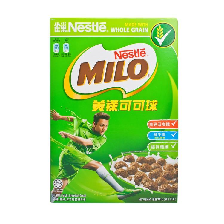 NESTLE 雀巢 - 美祿穀類早餐 - 330G