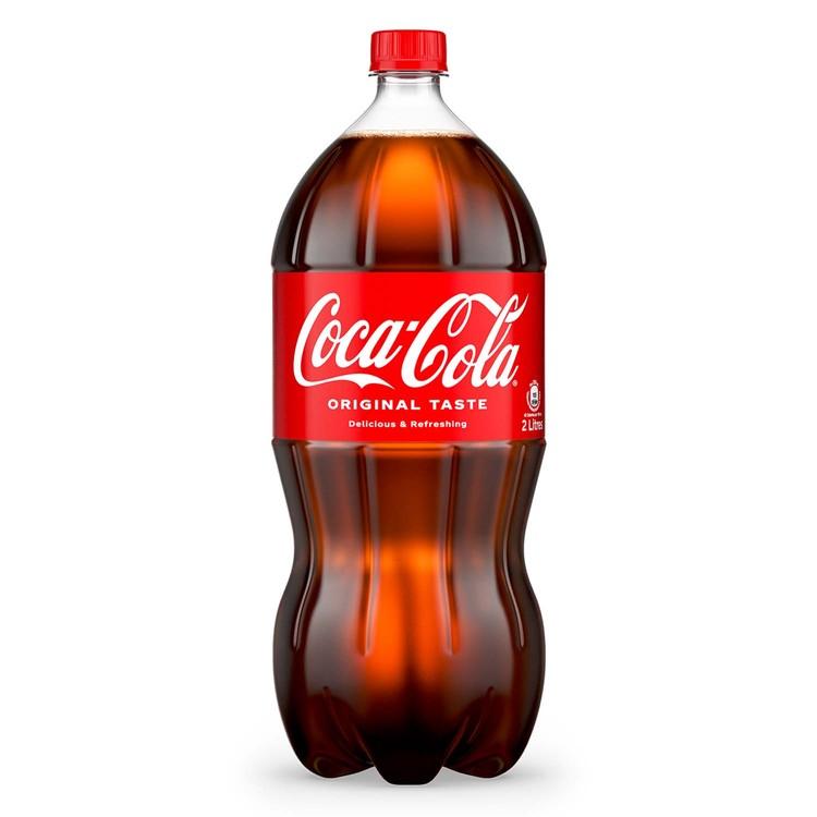 COCA-COLA - COKE - 2L