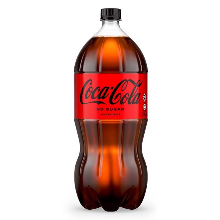 可口可樂 - 零系汽水 - 2L