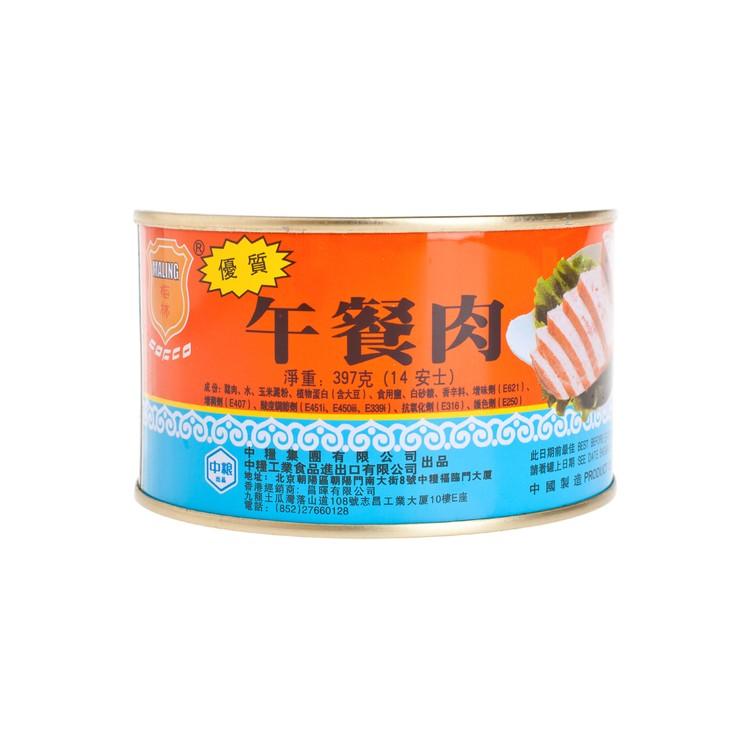 MALING - PORK LUNCHEON MEAT - 397G