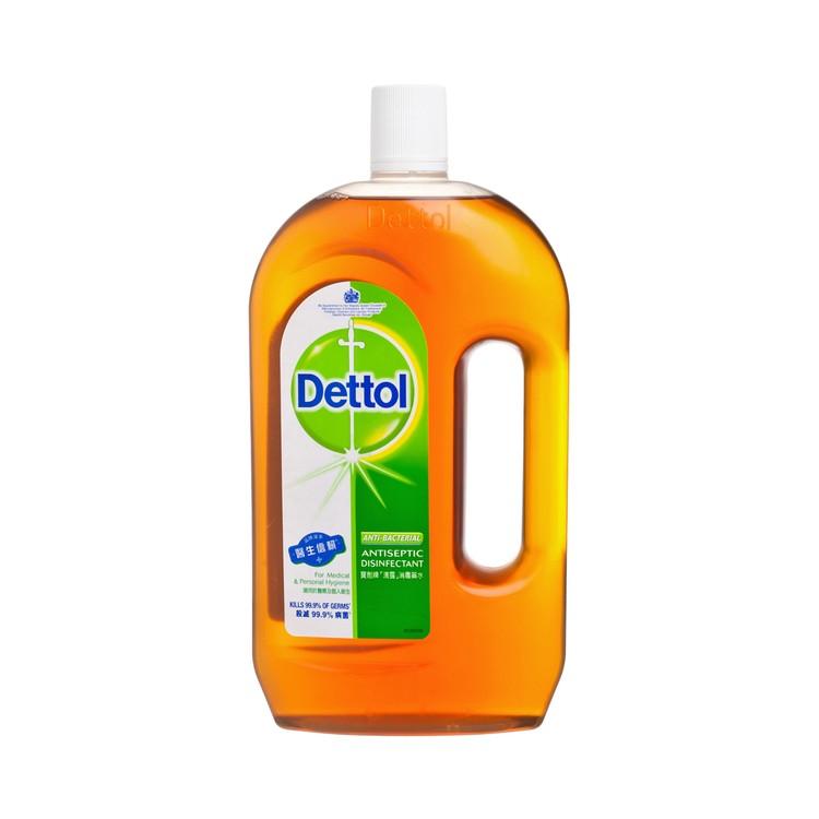 DETTOL - ANTISEPTIC LIQUID - 1.2L