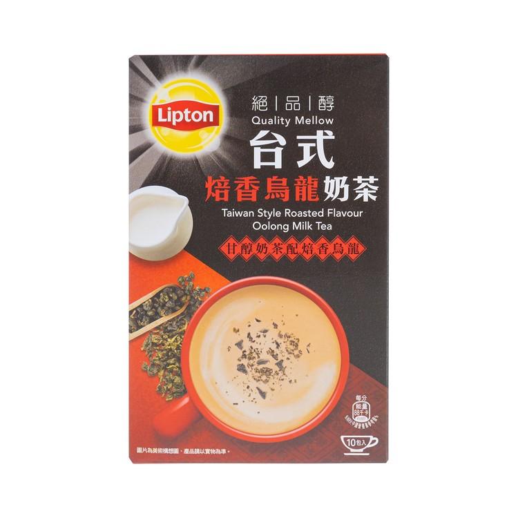 LIPTON - OOLONG MILK TEA - 19GX10