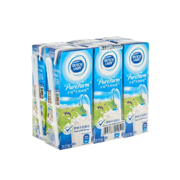 子母 - 天然純牧原味牛奶飲品 - 225MLX6