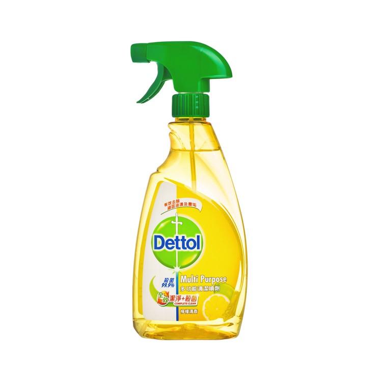滴露 - 全效潔淨殺菌多功能清潔噴劑-檸檬香味 - 500ML