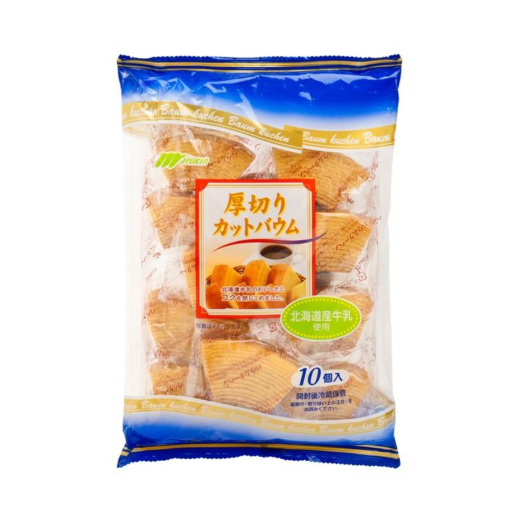 MARUKIN 丸金 - 厚切蛋糕-北海道牛乳 - 10'S