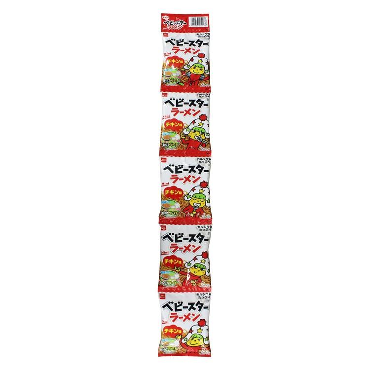 童星 - 點心麵-雞肉味 (5連包) - 115G