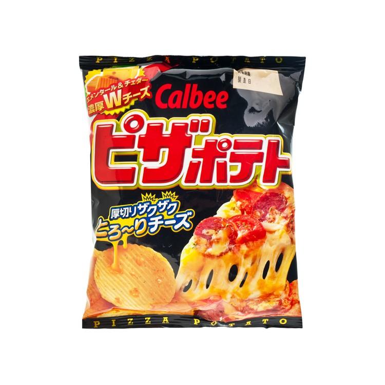 卡樂B - 薯片-濃厚雙重芝士PIZZA味 - 63G