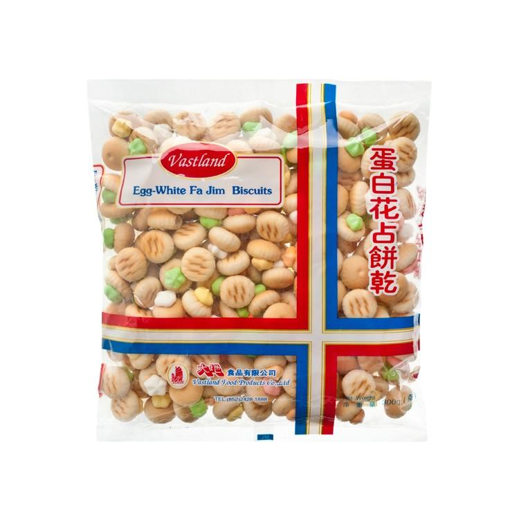 大地牌 - 蛋白花占餅乾 - 300G