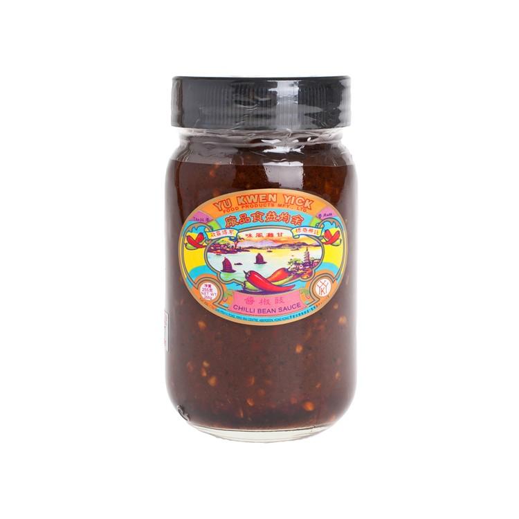 余均益醬油 - 豉椒醬 - 255G