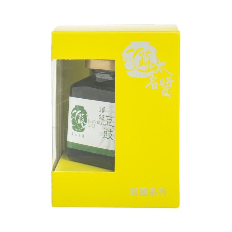 蘇太名醬 - GO GREEN-頂級豆豉辣醬 - 190G