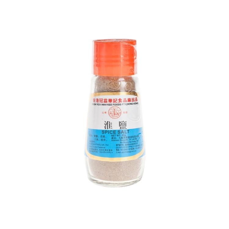 冠益華記醬油 - 淮鹽 - 42G