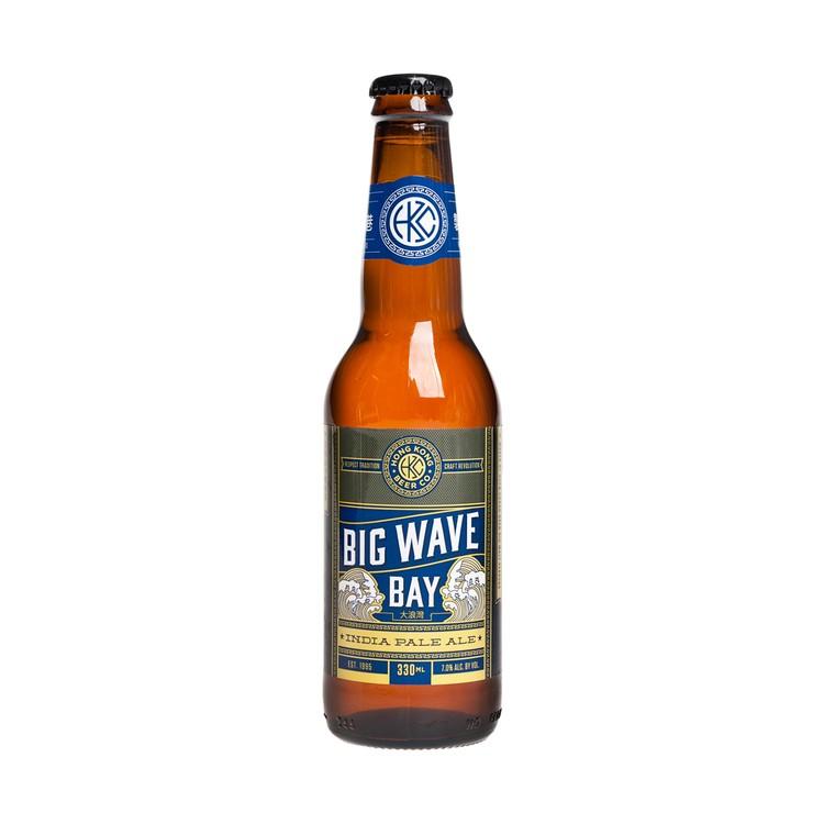 香港啤酒 - 大浪灣-印度淡麥酒 - 330ML