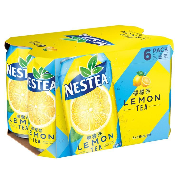 NESTEA - LEMON TEA - 315MLX6