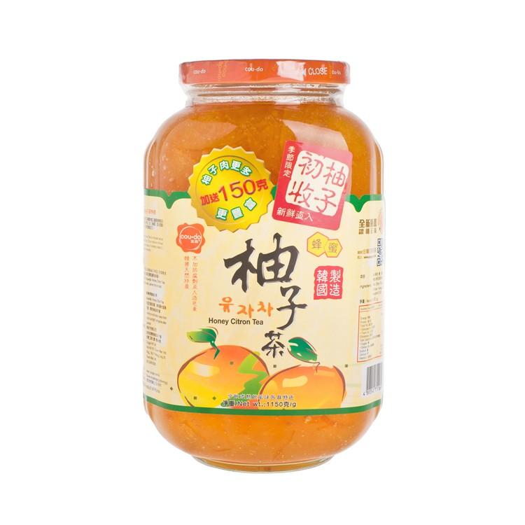 高島 - 蜂蜜柚子茶 - 1150G