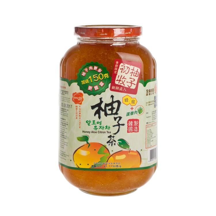 高島 - 蜂蜜柚子茶-蘆薈 - 1150G