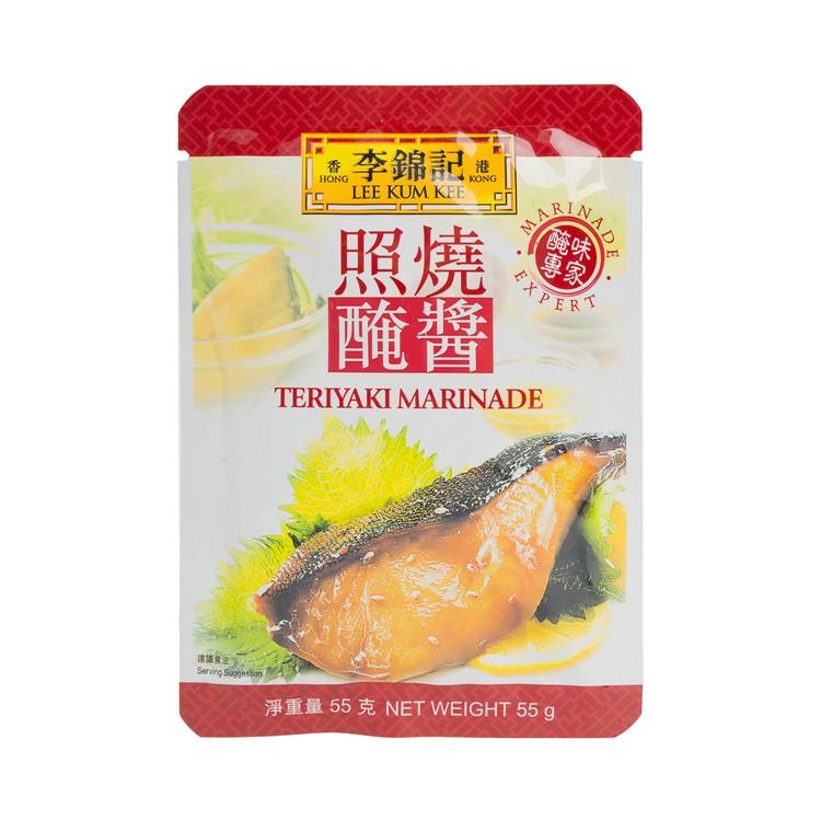 LEE KUM KEE - TERIYAKI MARINADE - 55G