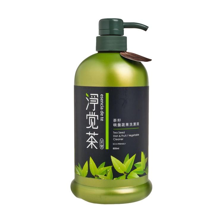 茶寶 - 天然茶籽蔬果碗盤洗潔液 - 800ML