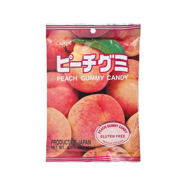 春日井 - 桃味軟糖 - 107G