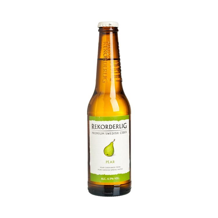 REKORDERLIG - 果酒-啤梨 - 330ML