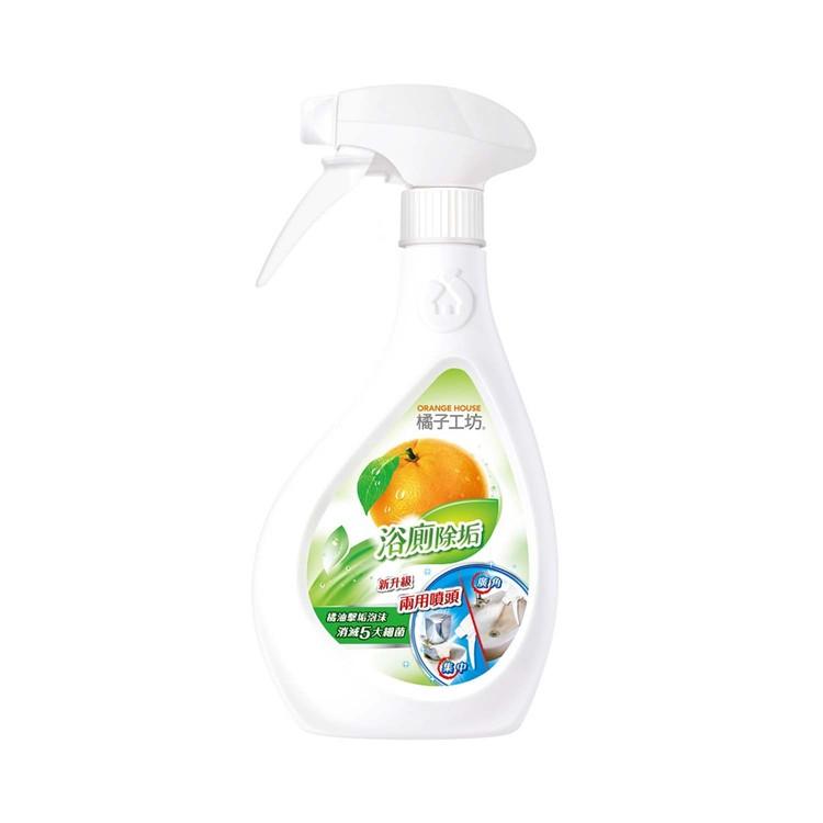 橘子工坊 - 天然浴廁清潔劑 - 480ML