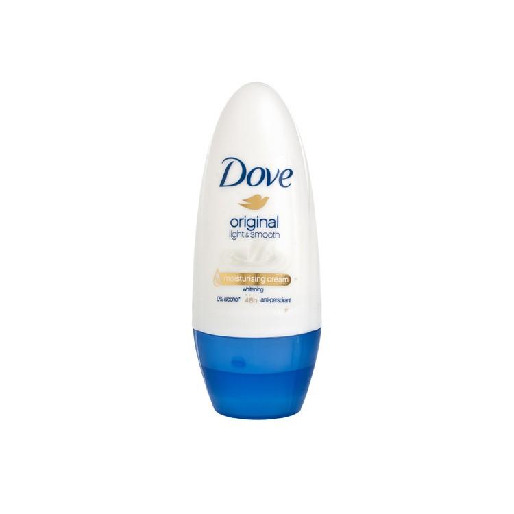 DOVE - WHITENING ROLL ON DEORDORANT-ORIGINAL - 40ML