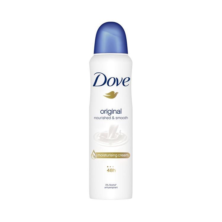 多芬 - 潤膚乳體噴霧 - 150ML