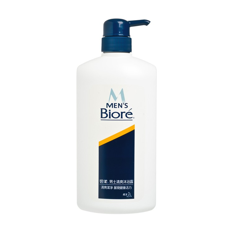 BIORE - BIORE MEN'S BODY FOAM - 750ML