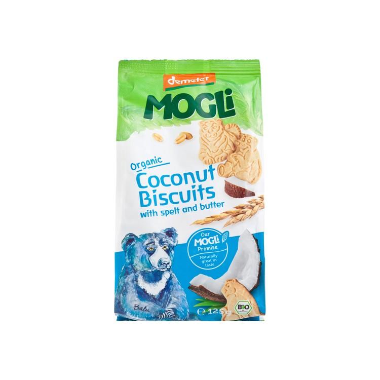 MOGLI - 有機椰子卡通餅 - 125G