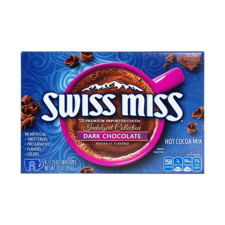 SWISS MISS(平行進口) - 即沖朱古力-特濃 (美國版) - 283G