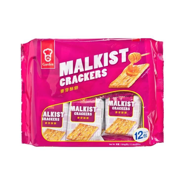 GARDEN - MALKIST CRACKERS - 320G