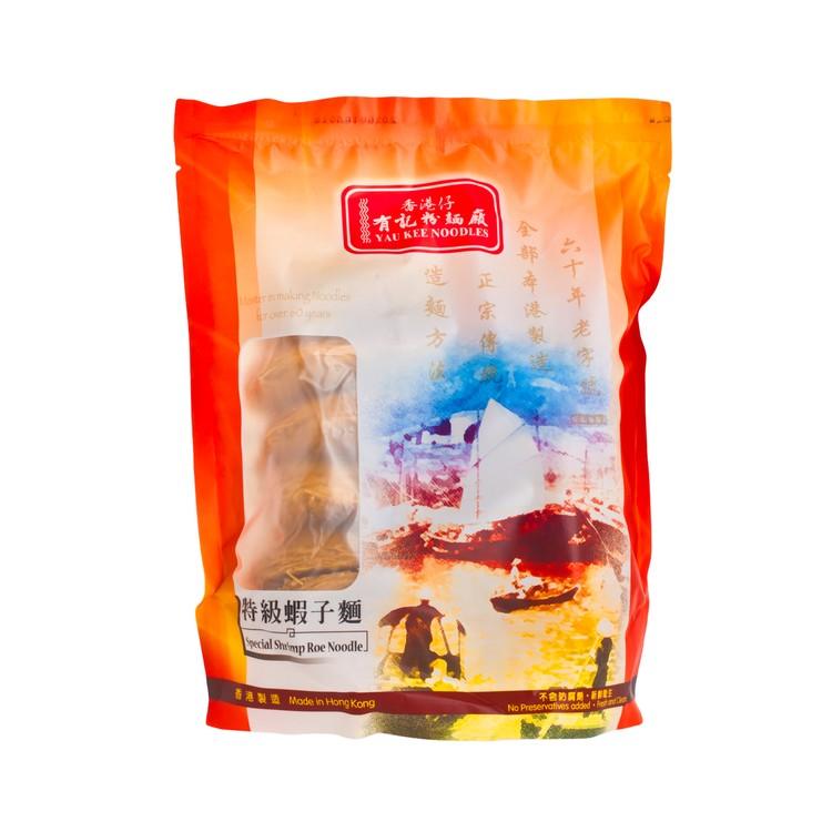 香港仔有記 - 特級蝦子麵-幼麵 - 50GX12