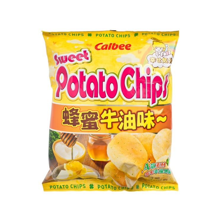 卡樂B - 蜂蜜牛油味薯片 - 55G