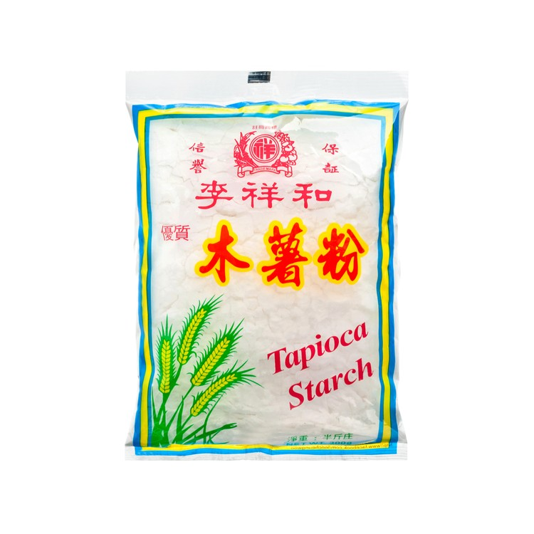LEE CHEUNG WOO - TAPUOCA STARCH - 300G