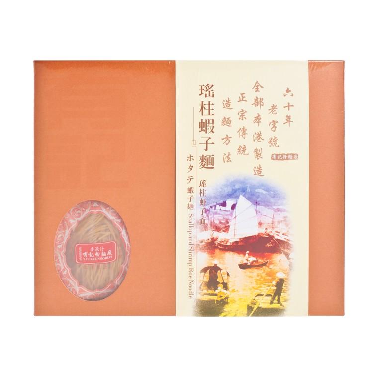 YAU KEE - SCALLOP AND SHRIMP ROE NOODLE - 50GX6