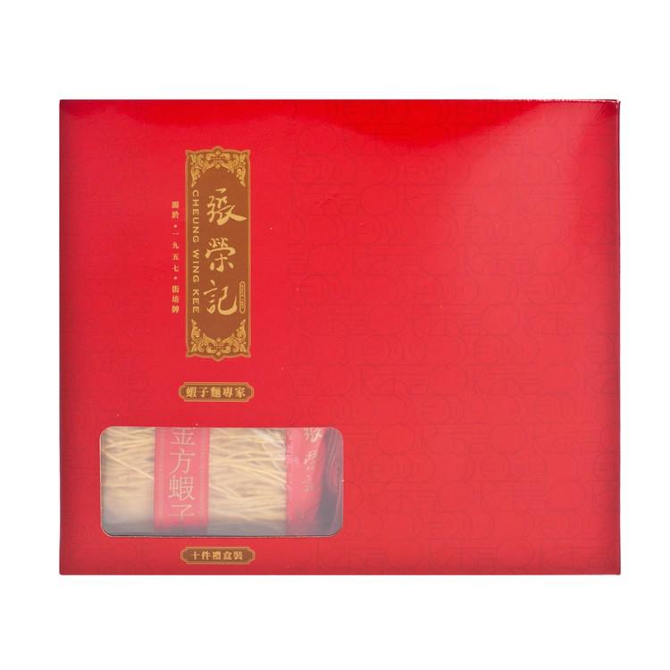 張榮記 - 金方蝦子麵 (禮盒裝) - 60GX10