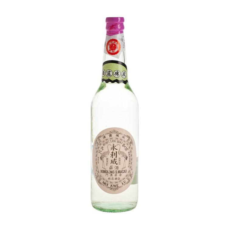永利威 - 玫瑰露酒 - 620ML