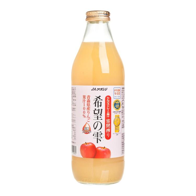 KIBOU NO SHIZUKU - AOMORI APPLE JUICE - 1L