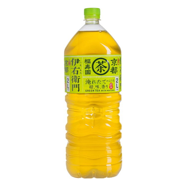 IYEMON - GREEN TEA - 2L