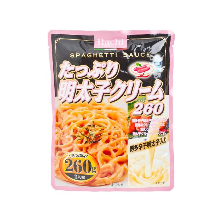 HACHI - 忌廉明太子意粉醬 - 260G