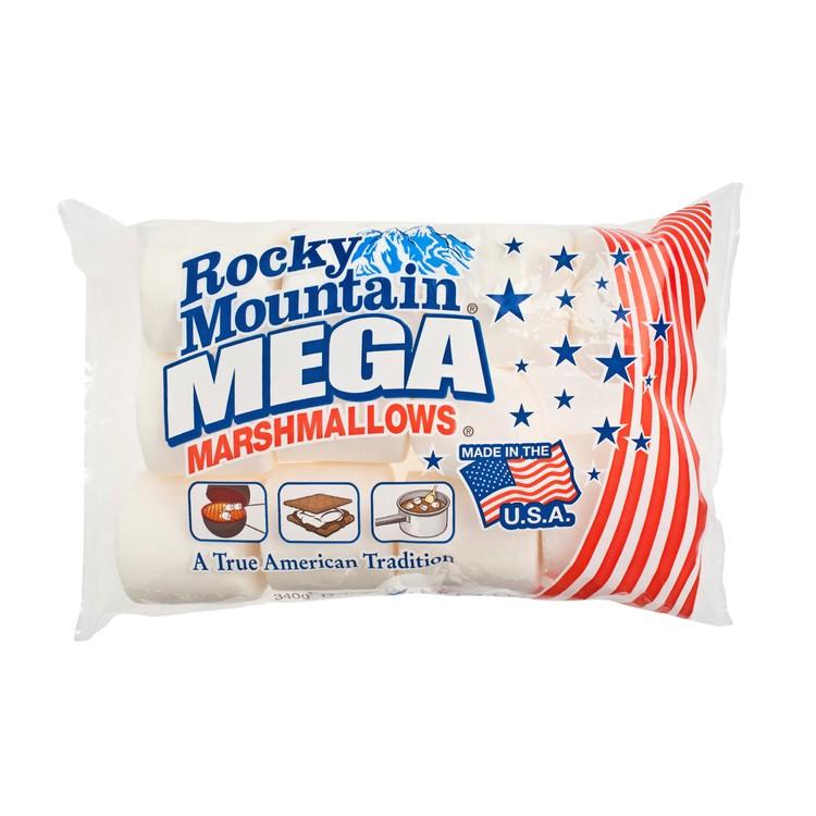 ROCKY MOUNTAIN - WHITE MARSHMALLOW-MEGA - 340G