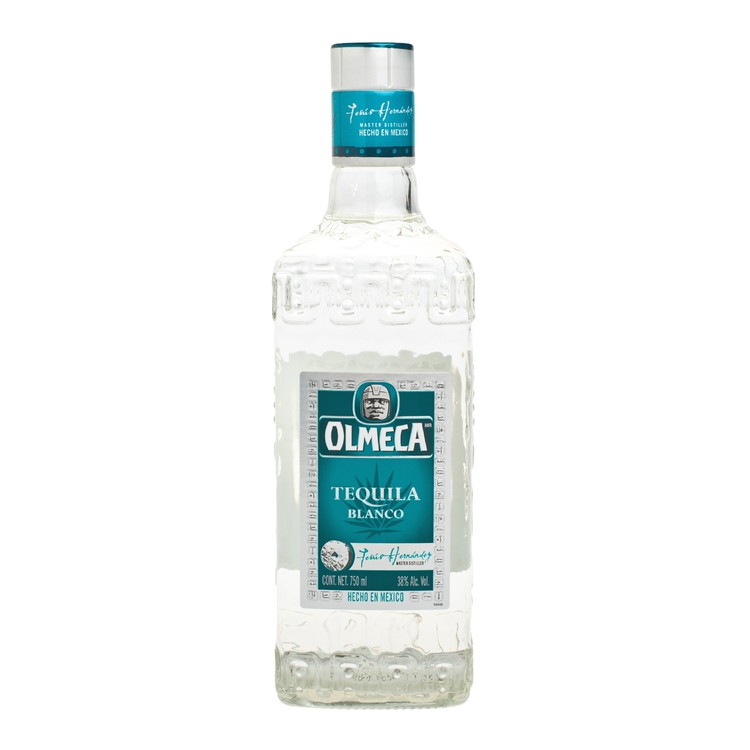 OLMECA - TEQUILA SILVER - 75CL